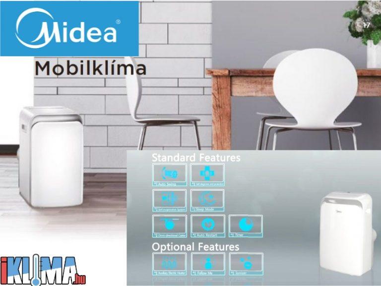 Midea Mobil Klíma