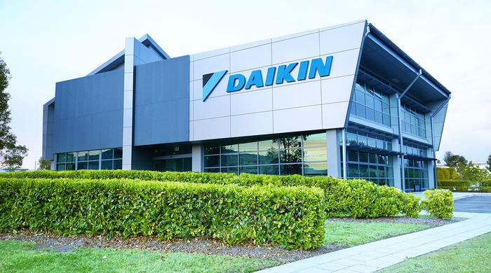 Daikin-vállalat